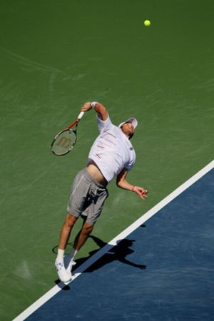 Mardy Fish Serve