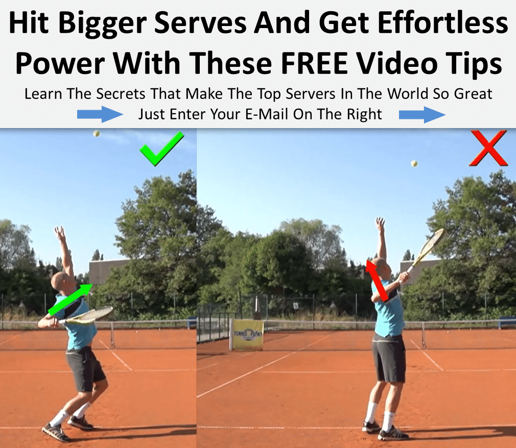 Tennis Serve Towel Drill: Learn How To Play Your Best